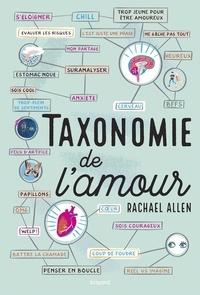 Rachael Allen - Taxonomie de l'amour.