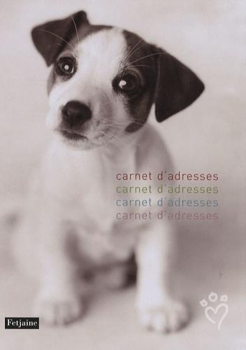Rachael Hale - Carnet d'adresses chien.