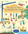 Rachael Saunders et Rosie Hore - Le monde des mots.