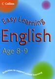 Rachel Annie Bridgen - English Age 8-9.