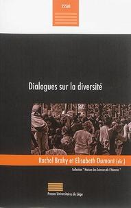 Rachel Brahy et Elisabeth Dumont - Dialogues sur la diversité.
