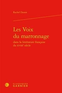 Histoiresdenlire.be Les voix du marronnage dans la littérature française du XVIIIe siècle Image