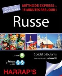 Rachel Farmer - Harrap's Russe - Spécial débutants. 2 CD audio