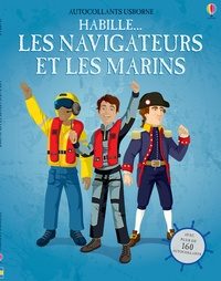 Rachel Firth et Diego Diaz - Habille... les navigateurs et les marins.