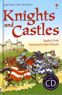 Rachel Firth et Sam Church - Knights and Castles. 1 CD audio