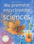 Rachel Firth - Ma première encyclopédie des sciences.