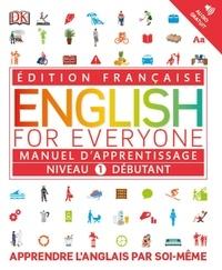 Rachel Harding - English for Everyone Niveau 1 débutant - Manuel d'apprentissage.