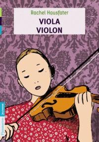 Rachel Hausfater - Viola Violon.