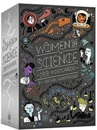 Rachel Ignotofsky - Women in science  : 100 postcards.