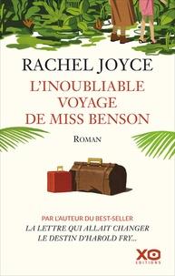 Rachel Joyce - L'inoubliable voyage de Miss Benson.