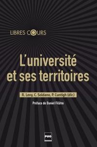 Openwetlab.it L'université et ses territoires - Dynamismes des villes moyennes et particularités des sites Image