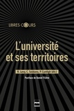 Rachel Levy et Catherine Soldano - L'université et ses territoires - Dynamismes des villes moyennes et particularités des sites.