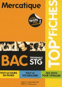Rachel Lhomet et Anne-Caroline Lorant-Zoël - Mercatique Tle STG.