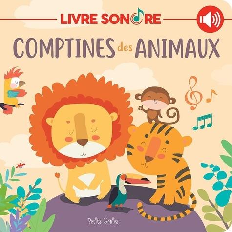 Comptines Des Animaux Livre Sonore Album