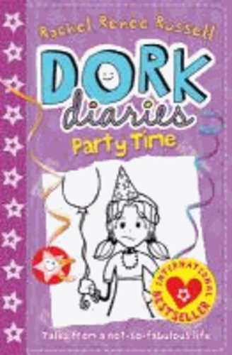 Rachel Renée Russell - Dork Diaries 02. Party Time.