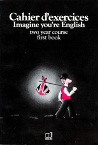 Accentsonline.fr ANGLAIS 4EME LV2 IMAGINE YOU'RE ENGLISH. Cahier d'exercices, formation continue Image