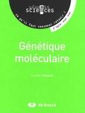 Rachel Vincent - Génétique Moléculaire.