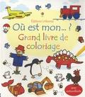Rachel Wells - Grand livre de coloriage.