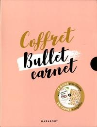 Rachel Wilkerson Miller - Coffret Bullet Carnet - Contient : Comment faire son bullet carnet, la méthode illustrée pas à pas ; Mon bullet carnet à compléter.