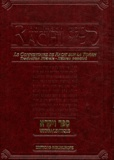 Rachi - Le commentaire de Rachi sur la Torah - Tome 3, Vayikra / Lévitique.