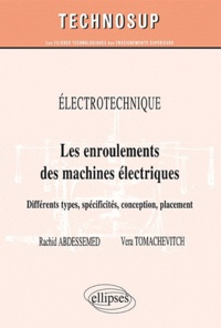 Checkpointfrance.fr Electrotechnique - Les enroulements des machines électriques, Différents types, spécificités, conception, placement Image
