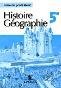 Rachid Azzouz - Histoire Géographie 5e - Livre du professeur.