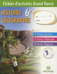 Corridashivernales.be Histoire géographie 6e - Fichier d'activités : Grand Ouest Image