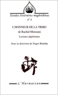 """Rachid Mimouni - """"L'honneur de la tribu"""" de Rachid Mimouni - Lectures algériennes."""