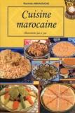 Rachida Amhaouche - Cuisine marocaine - Illustration pas à pas.