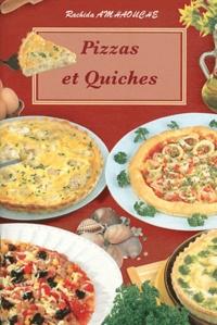 Rachida Amhaouche - Pizzas et quiches.