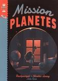Rachpunzel et Nicolas Leroy - Mission planètes.