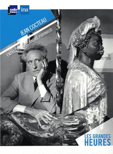 Radio France - Jean Cocteau - Entretien avec André Parinaud. 1 CD audio