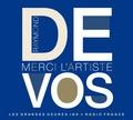 Radio France - Raymond Devos - Merci l'artiste !. 2 CD audio