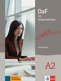 Galabria.be DaF im Unternehmen A2 - Lehrerhandbuch Image