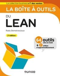 Livres en ligne téléchargement gratuit bg La boîte à outils du Lean - 2e éd.