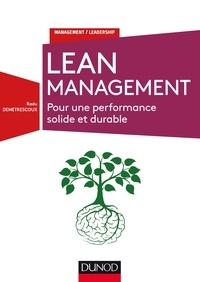 Radu Demetrescoux - Lean Management - Pour une performance solide et durable.