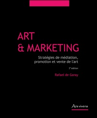 Rafael de Garay - Art et marketing - Stratégies de médiation, promotion et vente de l''art.