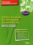 Rafael de Guevara - Entrée en écoles de formation paramédicale - Biologie.