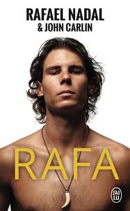Rafael Nadal et John Carlin - Rafa.