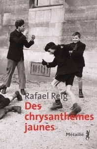 Rafael Reig - Des chrysanthèmes jaunes.