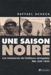 Ucareoutplacement.be Une saison noire - Les massacres de tirailleurs sénégalais, mai-juin 1940 Image