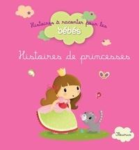 Raffaella et Axelle Vanhoof - Histoires de princesses.