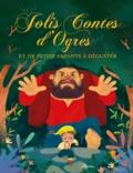 Raffaella et Gemma Roman - Jolis contes d'ogres et de petits enfants à déguster.