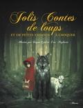 Raffaella et Dogan Oztel - Jolis contes de loups et de petits enfants à croquer.