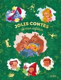 Raffaella et Charlotte Grossetête - Jolis contes de mon enfance.