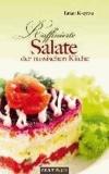 Raffinierte Salate der russischen Küche.