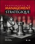 Raghavan Parthasarthy et Philip-L Grenon - Fondements de management stratégique.