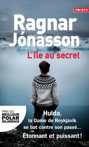 La dame de Reykjavik  L'île au secret