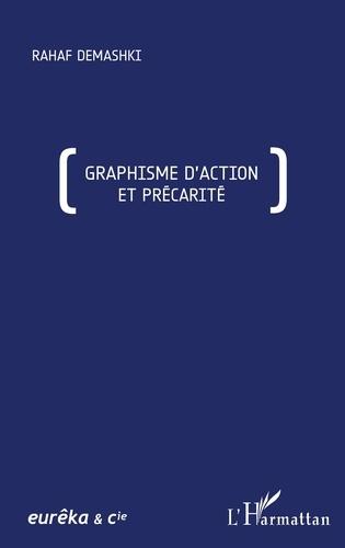 Rahaf Demashki - Graphisme d'action et précarité.