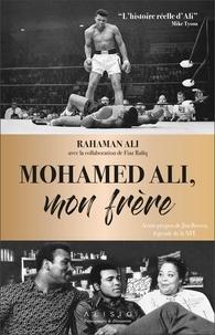 Rahaman Ali - Mohamed Ali, mon frère.